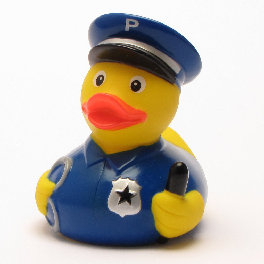 Kačenka - policista