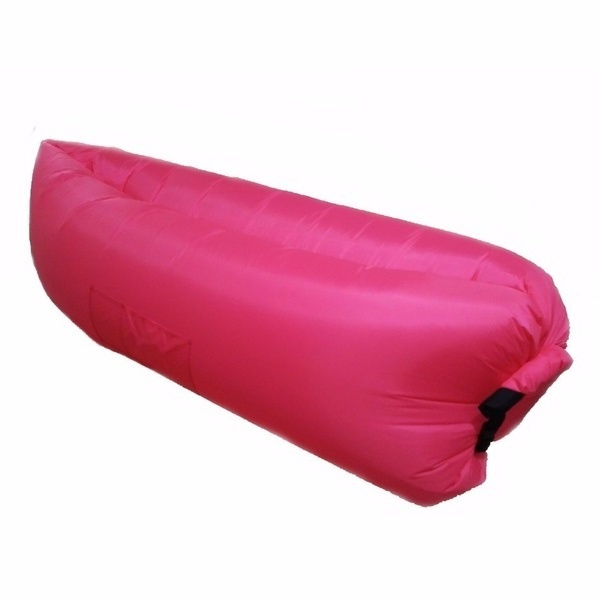 Samonafukovací pytel Lazy Bag - růžový