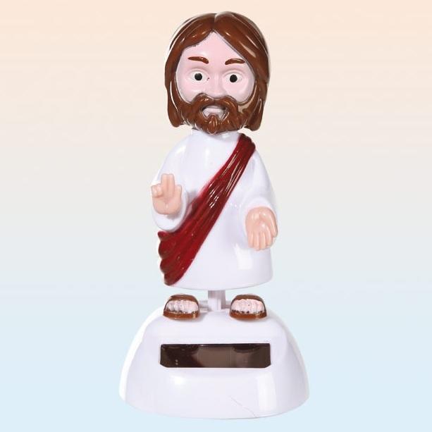 Solární postavička - Ježíš