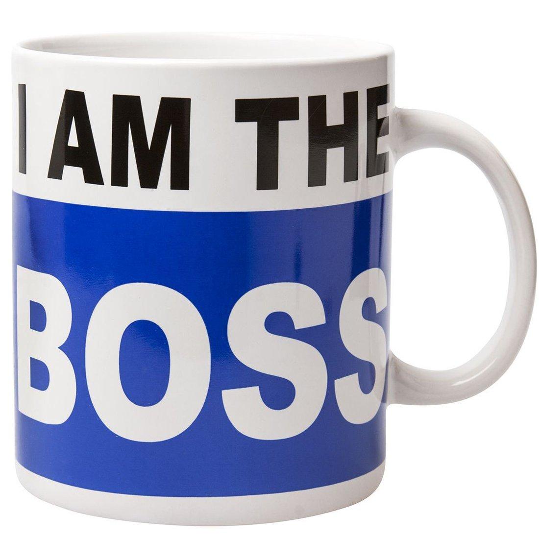 XL hrnek - I am the boss