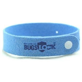 Repelentní náramek proti komárům - modrý