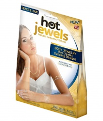 Tetování Hot Jewels