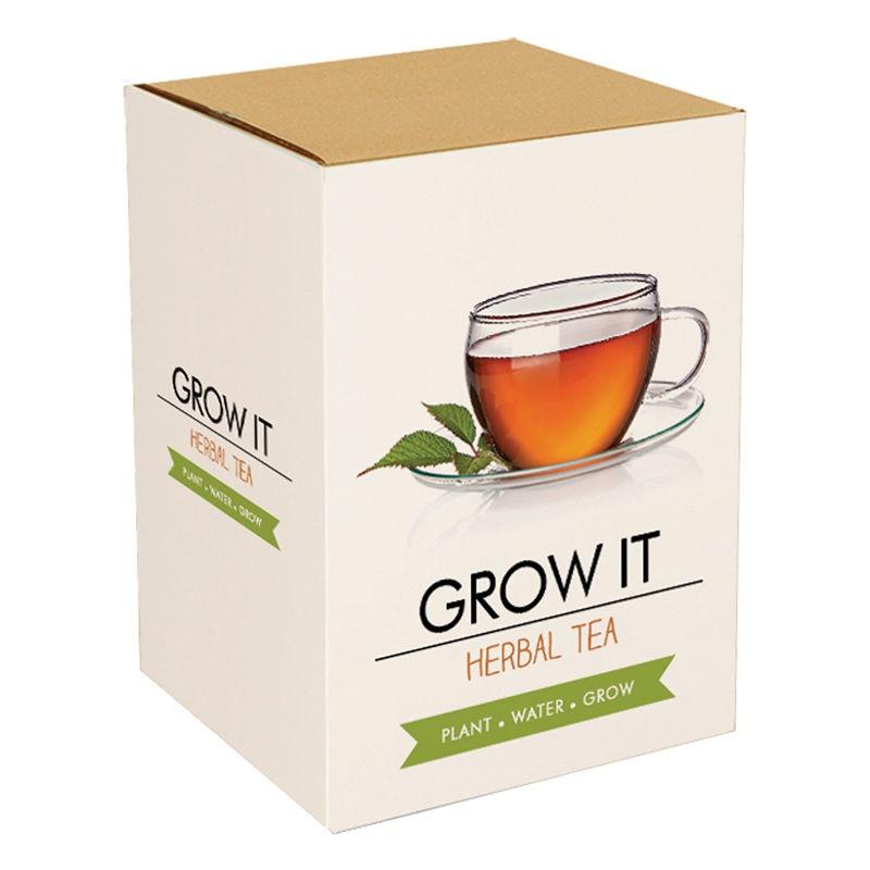 Grow it! - Bylinkový čaj