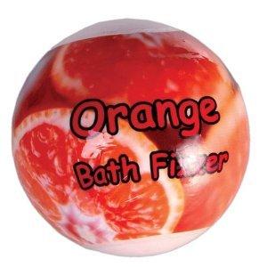 Ovocná bomba do vany - Pomeranč