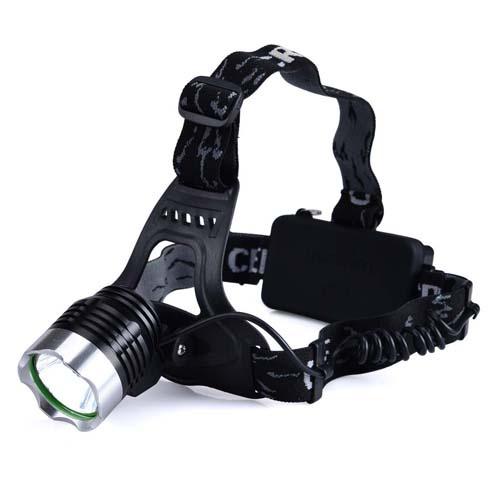 Čelová LED svítilna Profesional