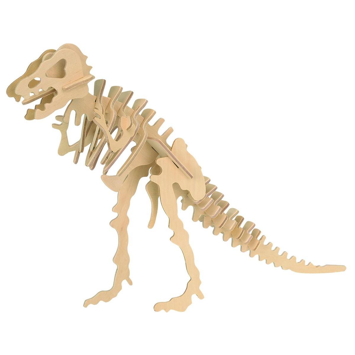 3D puzzle dinosaurus - Tyranosaurus