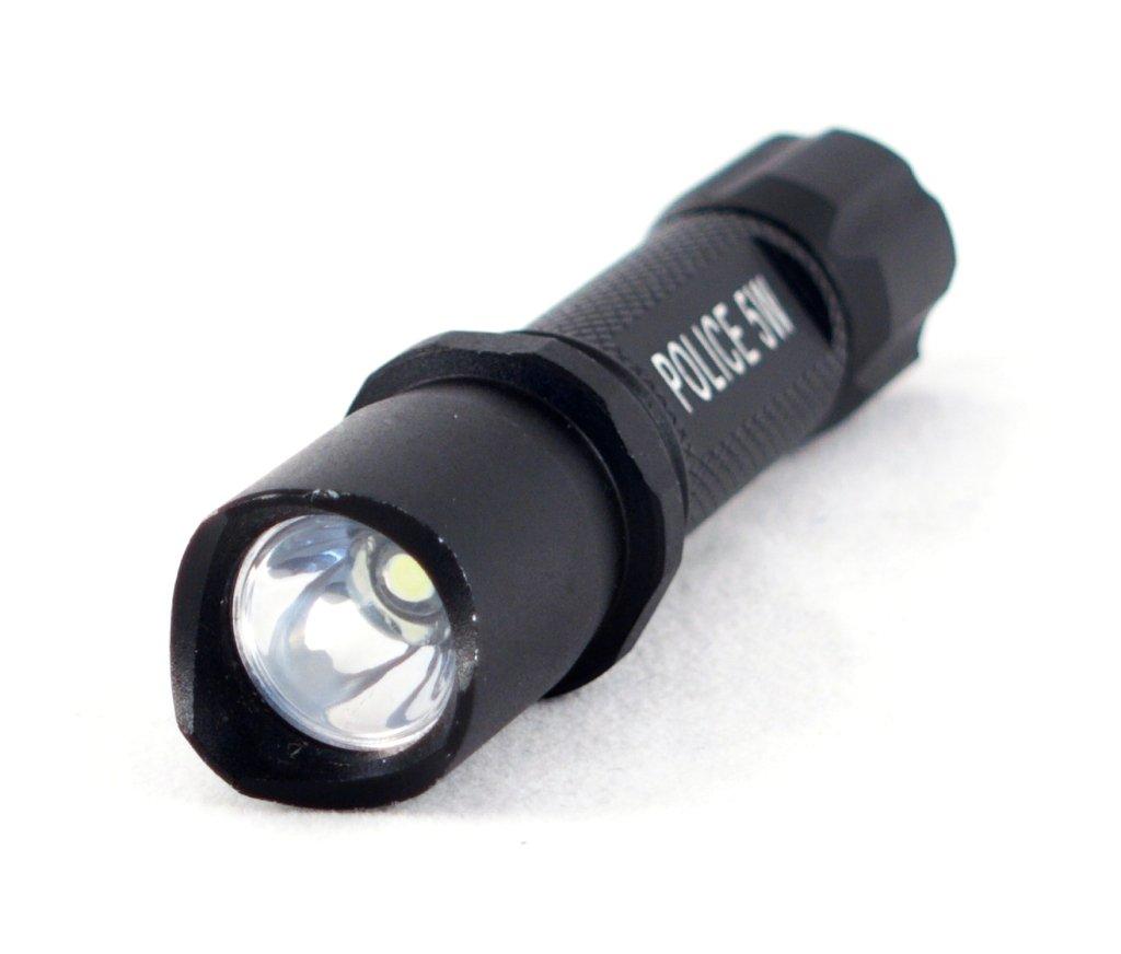 Policejní LED svítilna