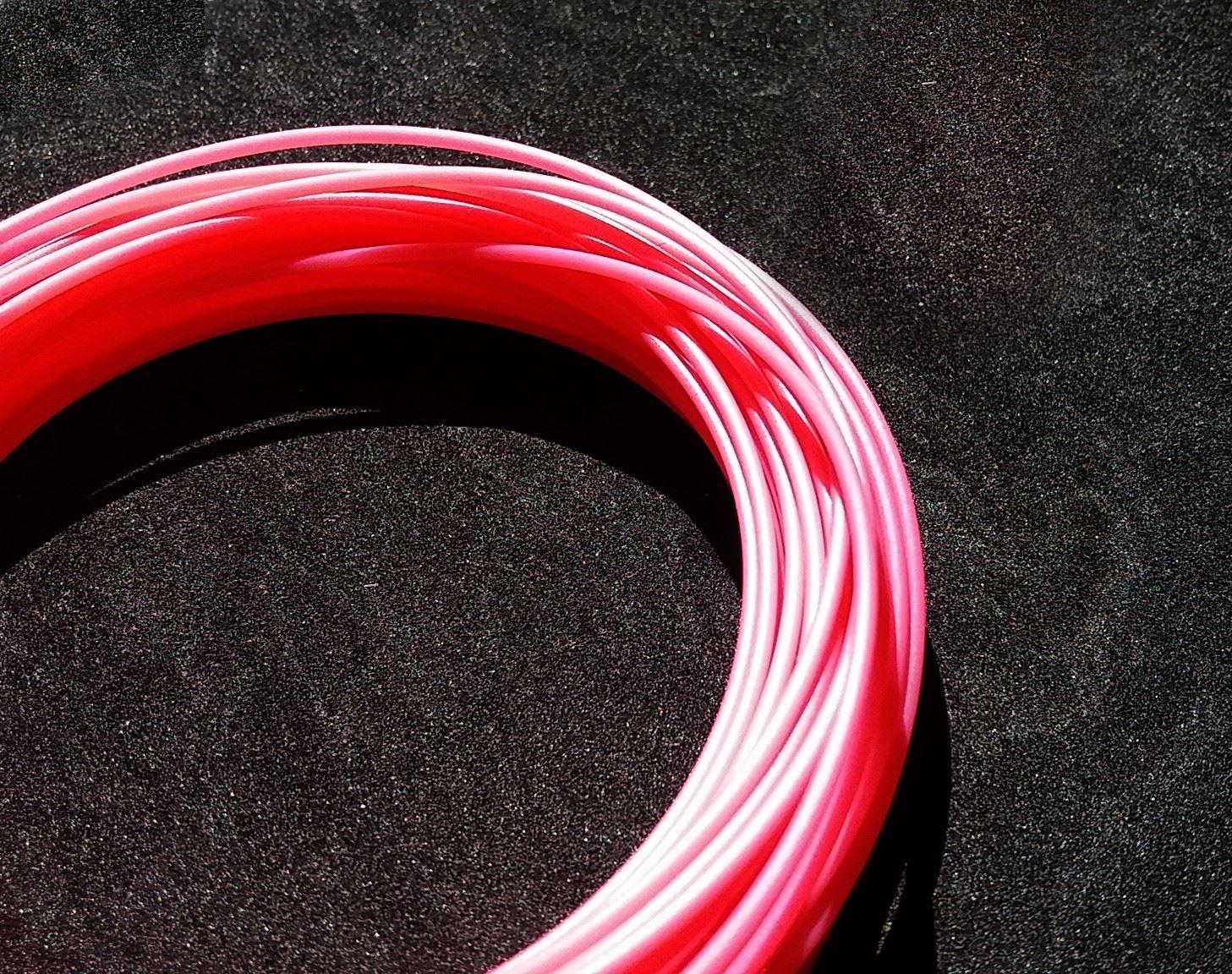 Náplň do 3D pera s LCD displejem - růžová