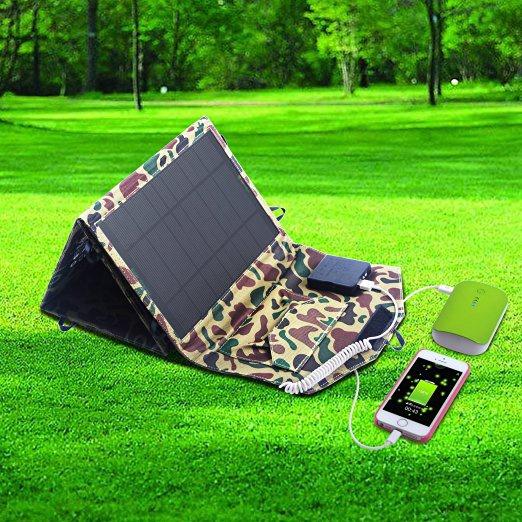 Solární nabíječka profi - 10W