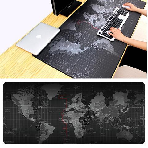 Podložka pod myš XXL - Mapa světa