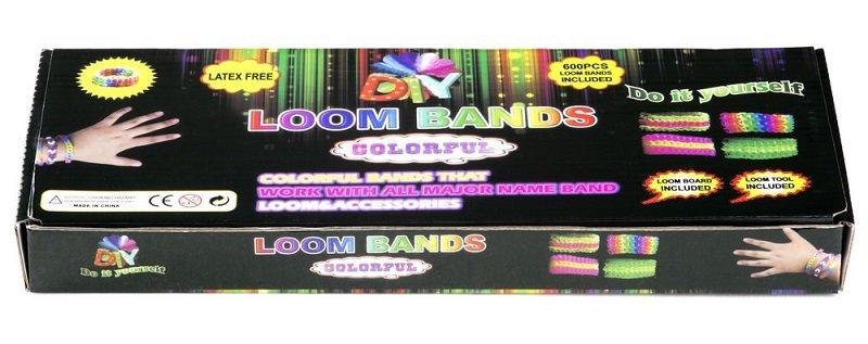 Sada Loom Bands - malá