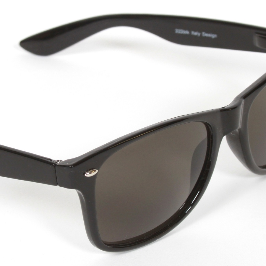 Sluneční brýle Wayfarer - bílé