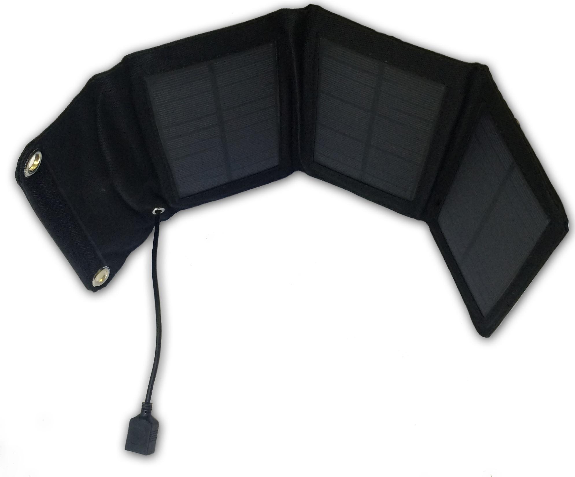 Solární nabíječka profi - 5W