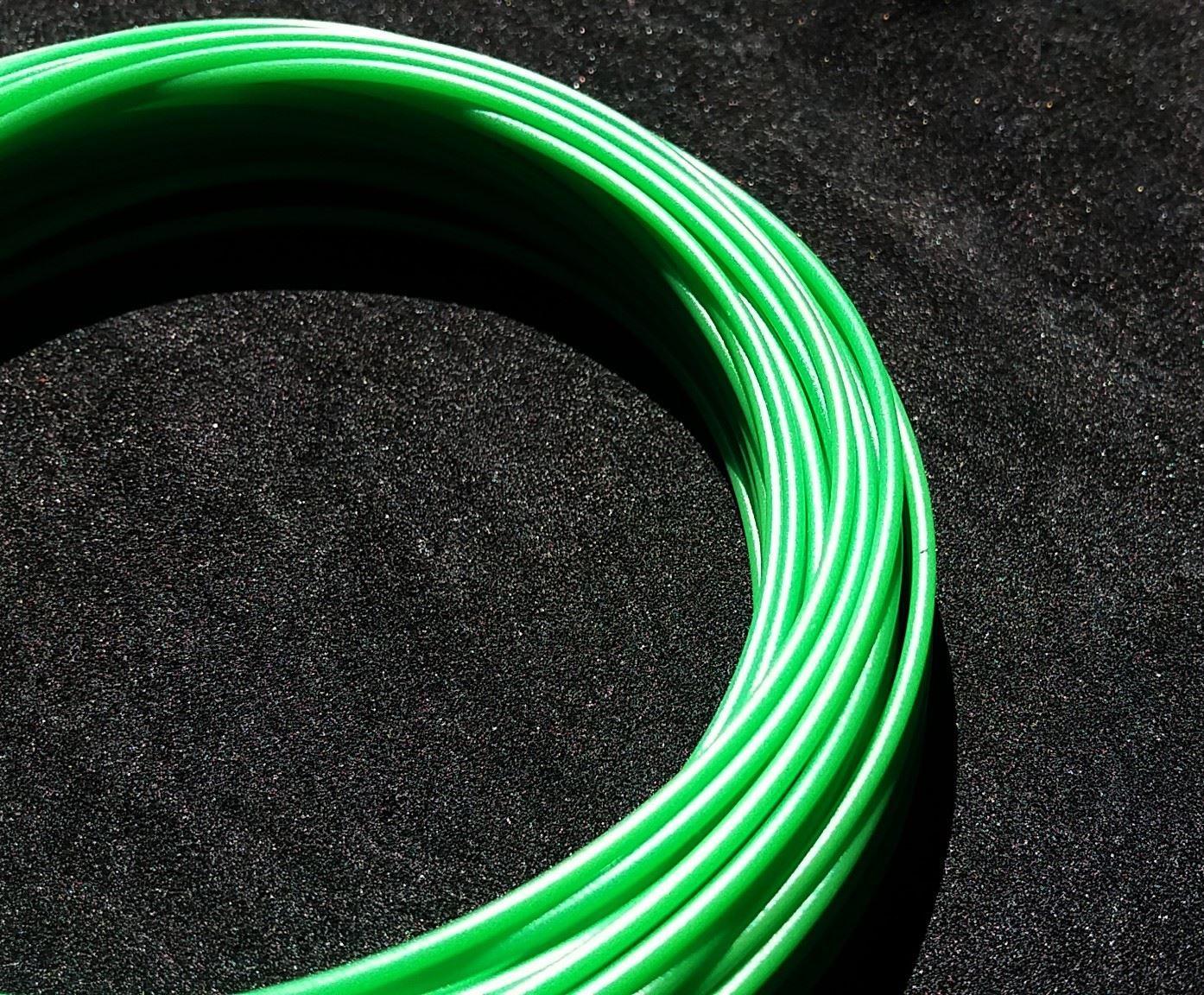 Náplň do 3D pera s LCD displejem - zelená