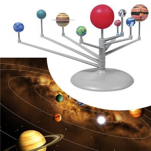 Stavebnice sluneční soustavy Planetárium