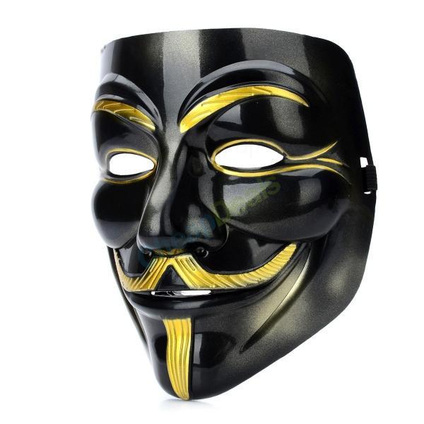 Maska Anonymous - Deluxe