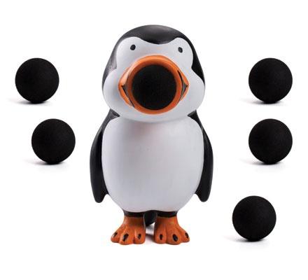 Zvířátko Ball Popper - Tučňák