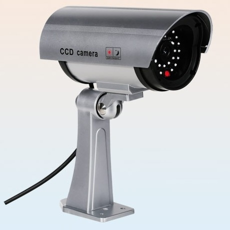 Atrapa bezpečnostní kamery - profi