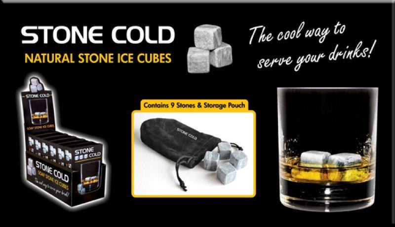 Chladící kameny do whisky (whisky stones)