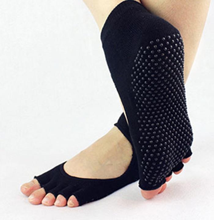 Ponožky na jógu a pilates