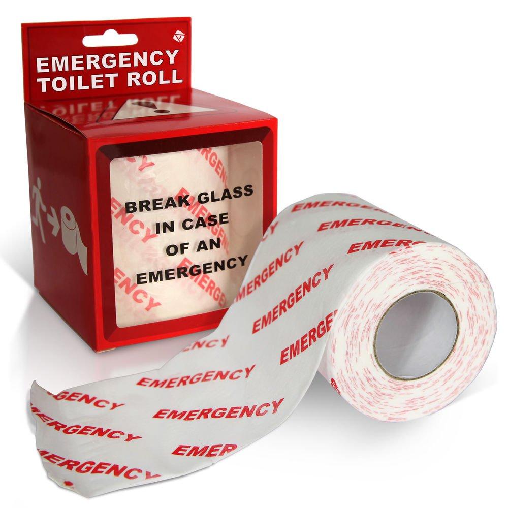 Nouzový toaletní papír