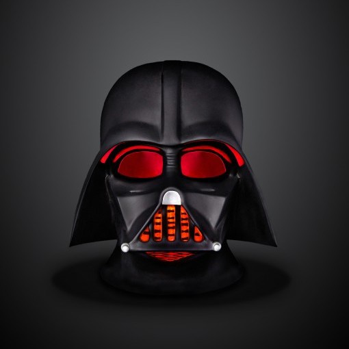 Lampička Star Wars - Darth Vader