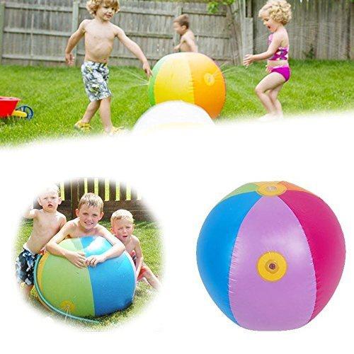 Nafukovací rozprašovací míč pro děti