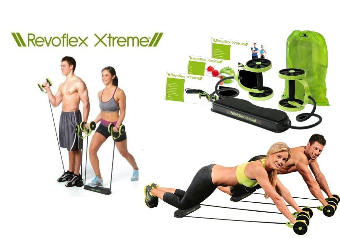 Posilovací stroj Revoflex Xtreme