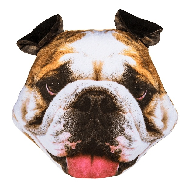 Psí polštář - Buldok