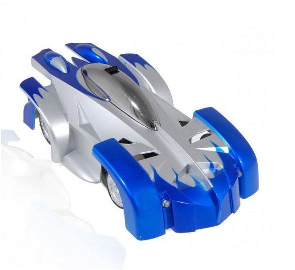 Antigravitační autíčko - modré