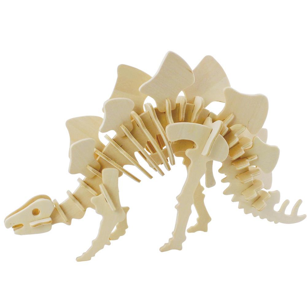3D puzzle dinosaurus - Stegosaurus