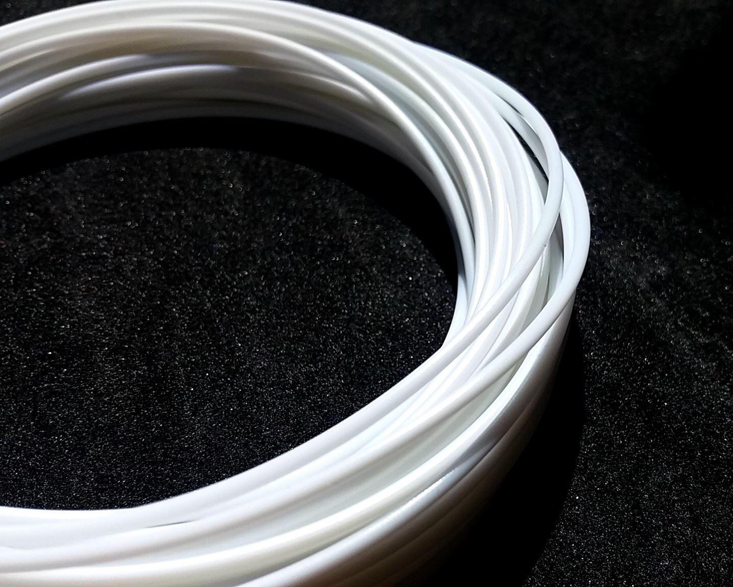 Náplň do 3D pera s LCD displejem - bílá