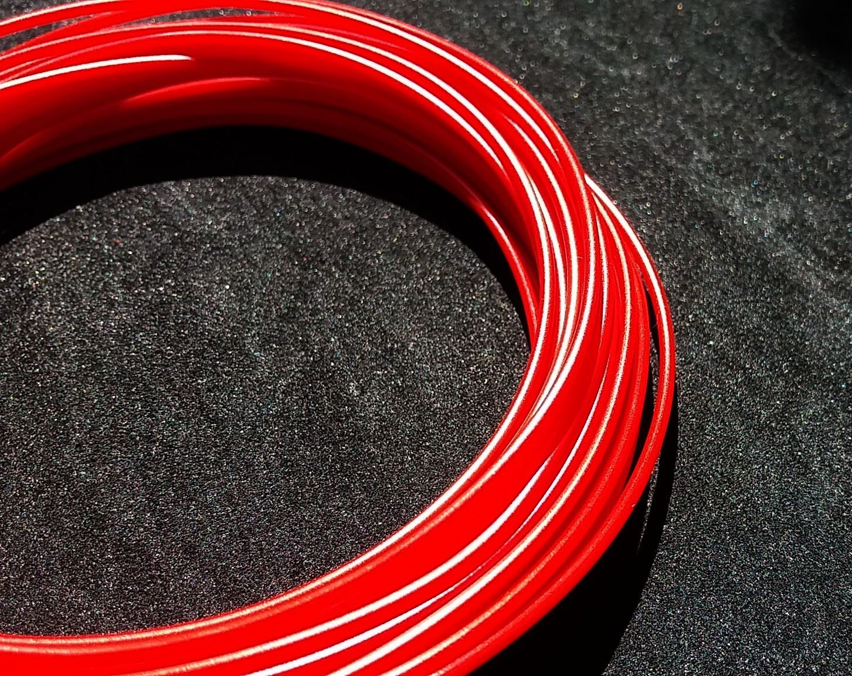 Náplň do 3D pera s LCD displejem - červená