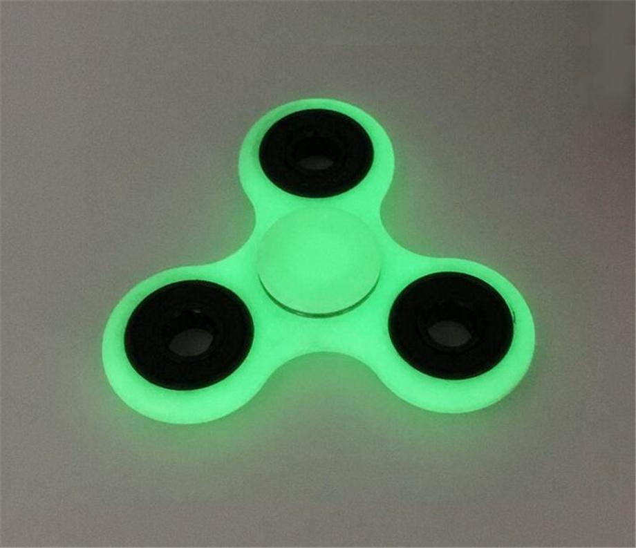 Fidget Spinner - Svítící ve tmě