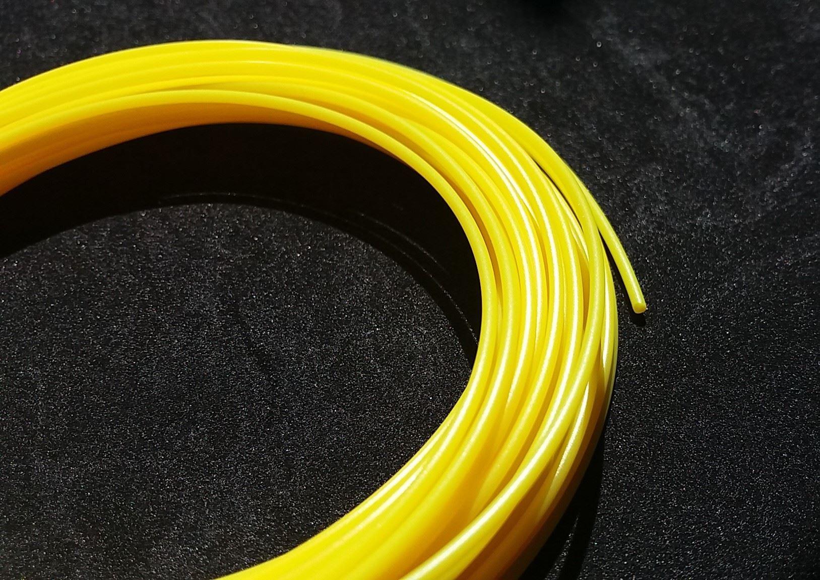 Náplň do 3D pera s LCD displejem - žlutá