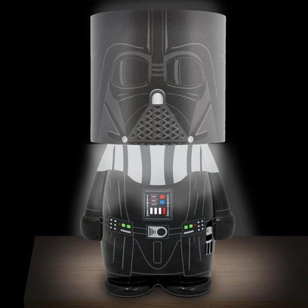 LED lampička - Darth Vader