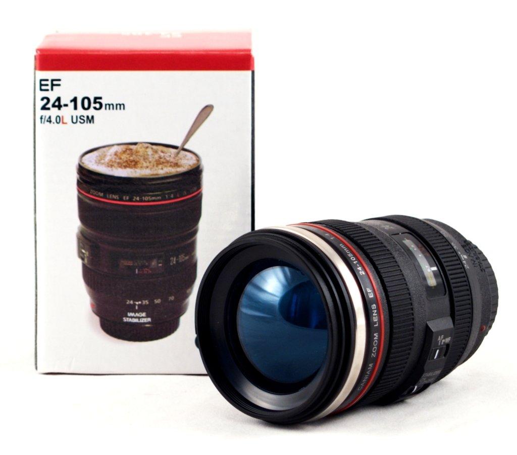 Hrnek pro fotografy objektiv  38f575c8739