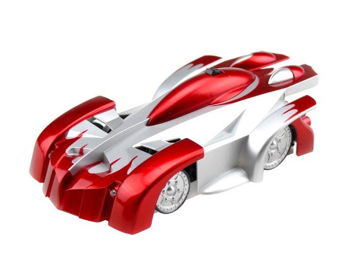 Antigravitační autíčko - červené