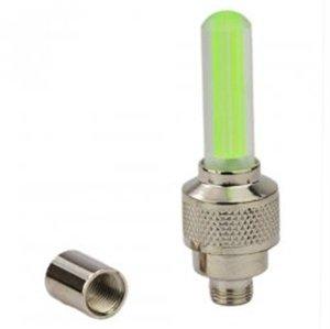 Svítící ventilky - žluté