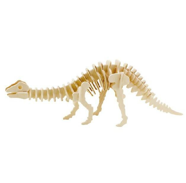 3D puzzle dinosaurus - Apatosaurus