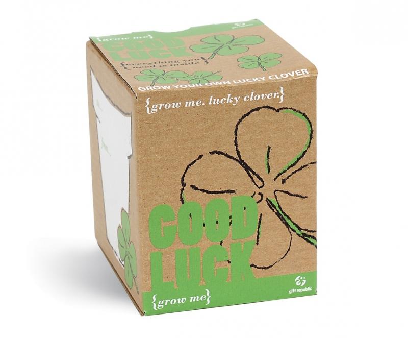 Grow me - Čtyřlístek pro štěstí
