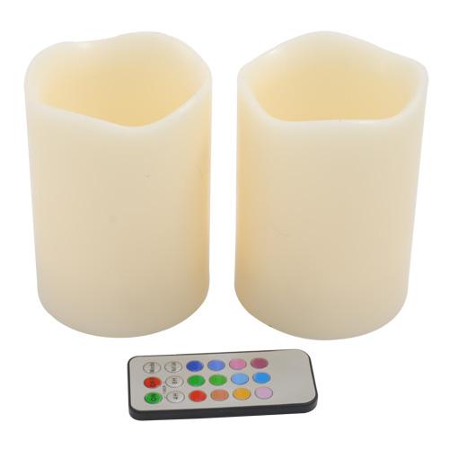 Magická svíčka - elektronická 3ks