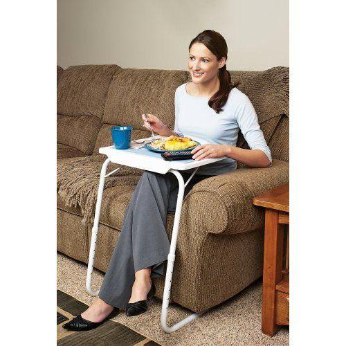 Víceúčelový skládací stolek - table mate