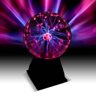 USB plasma ball