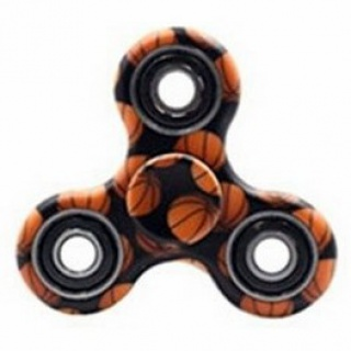 Fidget Spinner - Modern - Basketbal