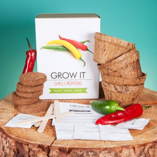 Grow it! - Chilli papričky