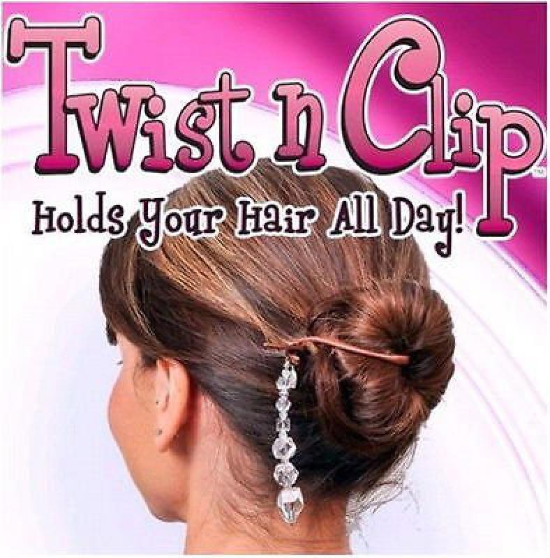 4ec1038707e Spony do vlasů - Twist n Clip